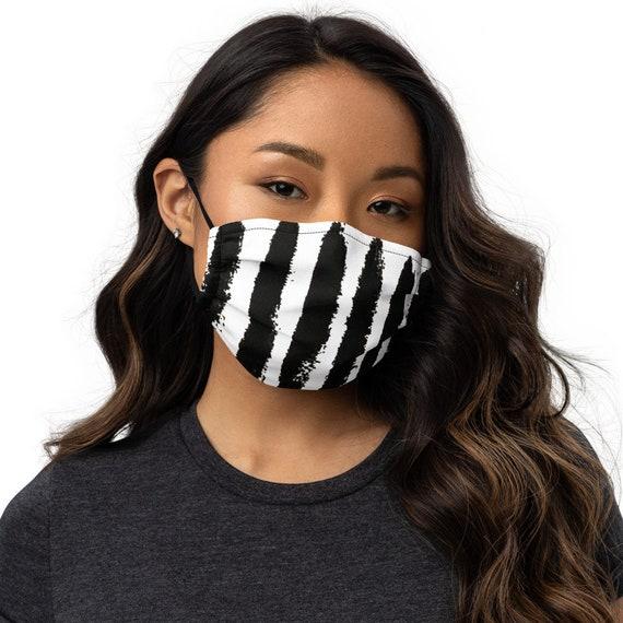 zebra Premium face mask