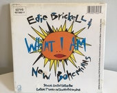 Edie Brickell New Bohemians, What I Am, 7 quot 45 RPM, Factory Sealed, GEF49B GEFFEN, Box Set with Illustrated Songbook, 1988 Geffen