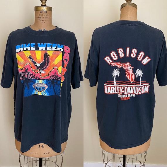 Vintage Harley Davidson T-shirt, Daytona Bike Week
