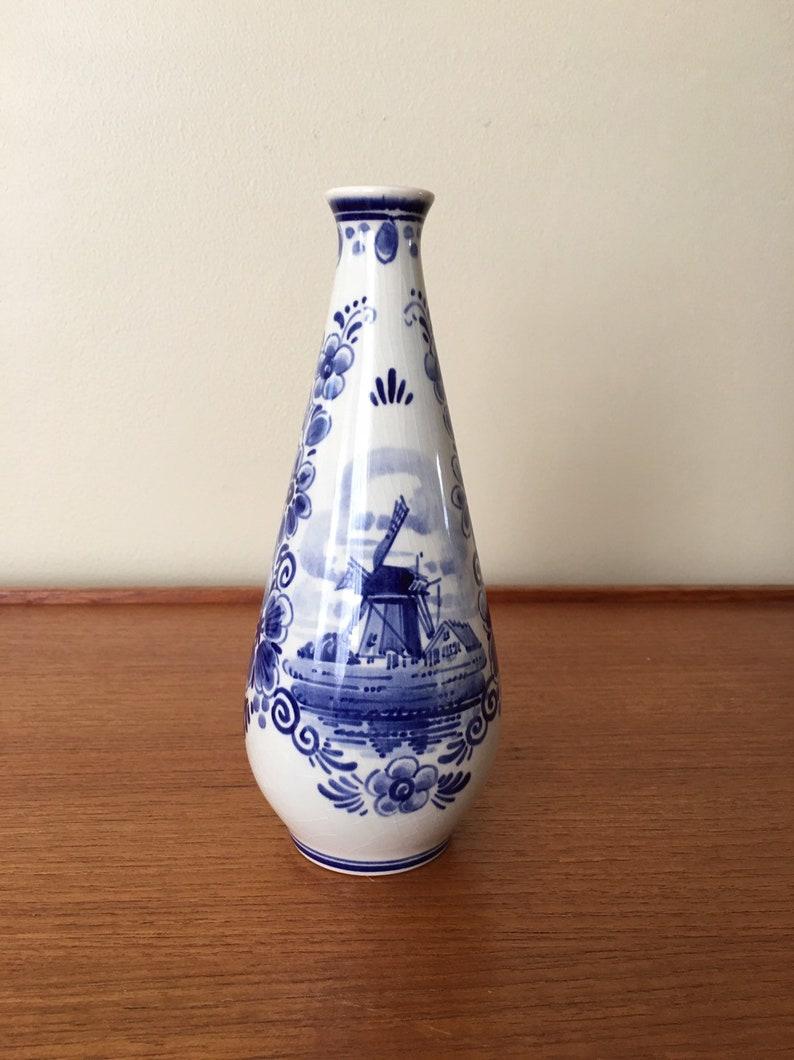 Vintage delft pottery