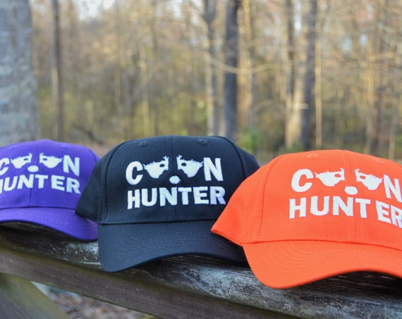 Youth Coon Hunter Twill Adjustable Hat