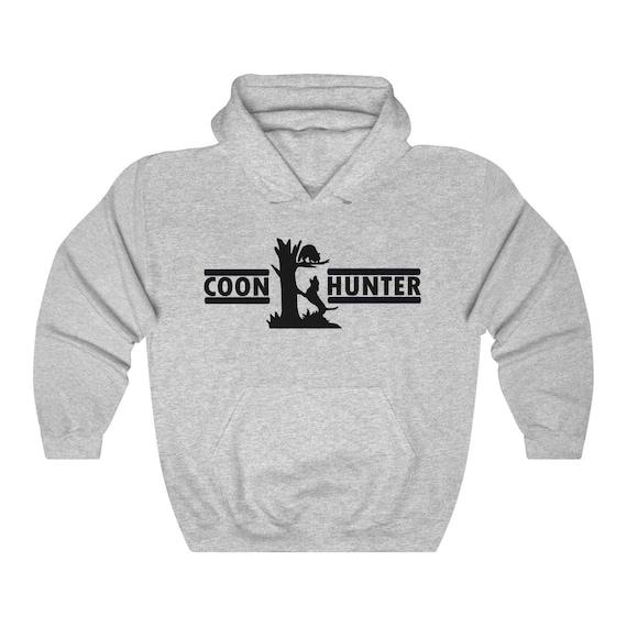 Coon Hunter Unisex Heavy Blend Hooded Sweatshirt