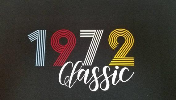 Birthday Retro Vintage Classic Any Year T-Shirt
