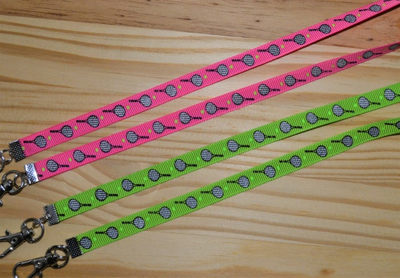 Tennis Face Mask Lanyard Adjustable Strap for Face Coverings