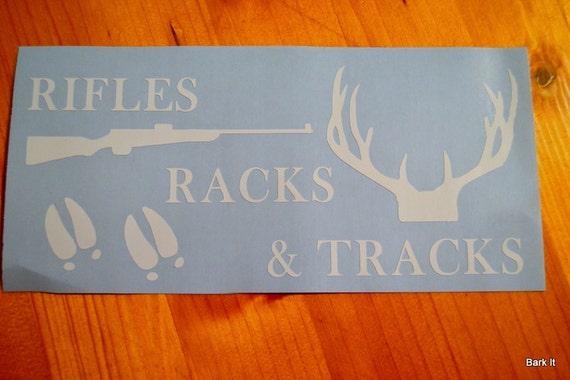Outdoor Vinyl Deer Hunting Decal