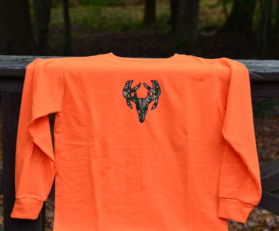 Youth/Toddler Deer Hunting Short-sleeve or Long Sleeve T-Shirt