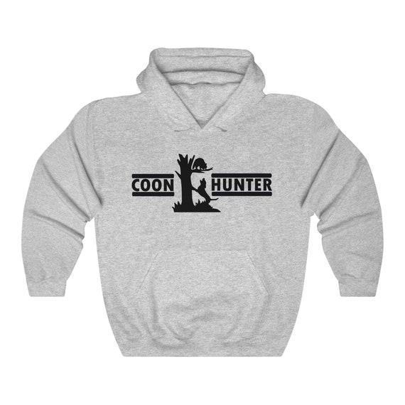 Coon Hunter Toddler Hooded Sweatshirt