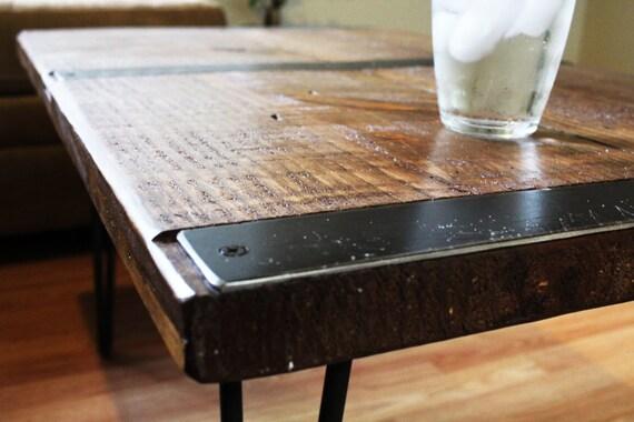 Bureau table bureau bois bureau dordinateur table en etsy