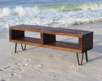 TV console, TV entertainment center, reclaimed wood entertainment center, industrial console, urban console, wood