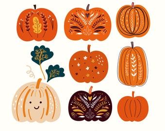 Fall Pumpkin SVG Pumpkin Svg Halloween Svg Halloween Clipart Pumpkin Clipart Pumpkin vector Thanksgiving Svg Pumpkin nurse Svg Png files