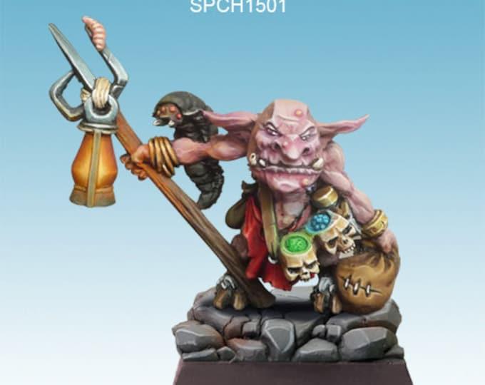 figurine Hobgoblin with Fork