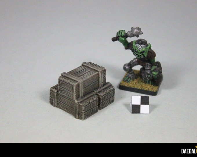 objective marker for tabletop game