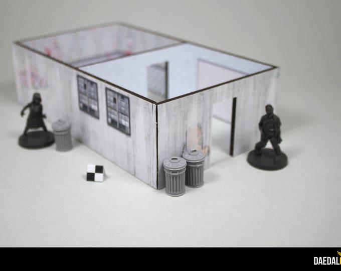 Kit of 8 bins