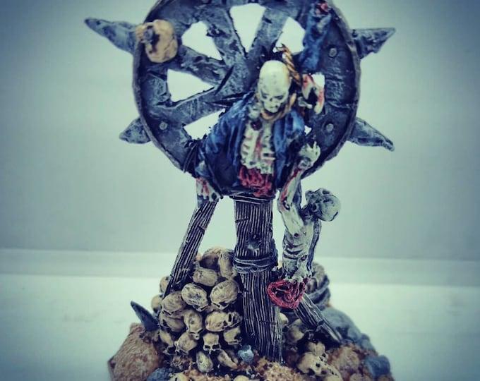 Shadowpike Reavers Chaos Icon - shadespire terrain - warhammer