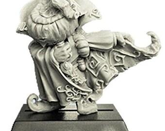Pumpkin figurine : Dyniaq with dagger