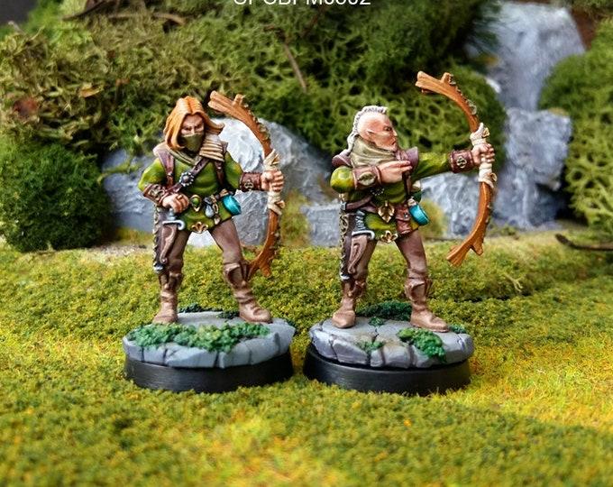 Wood Elves Silver Arrows