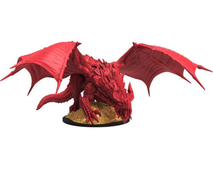 Dungeons and dragon : The Red Dragon