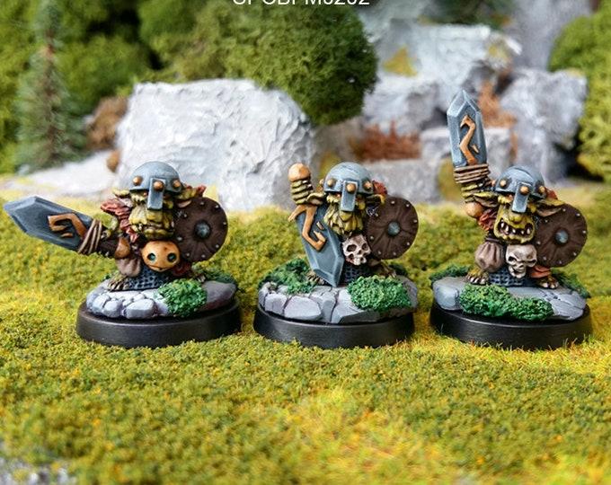 Goblins iron skulls 28mm