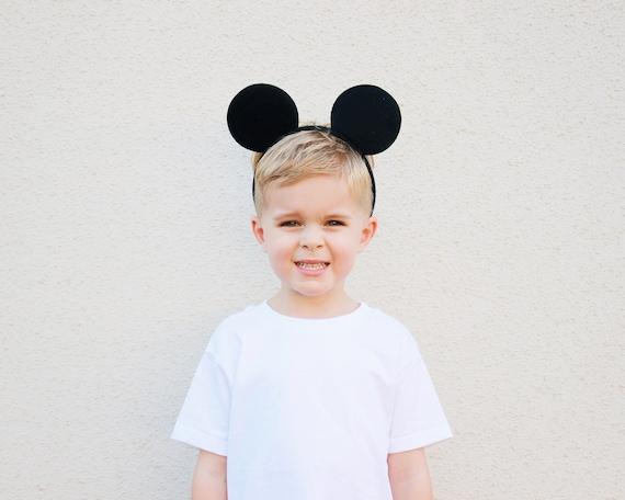Oreilles De Souris Disney Les Oreilles Garcon Oreilles De Mickey