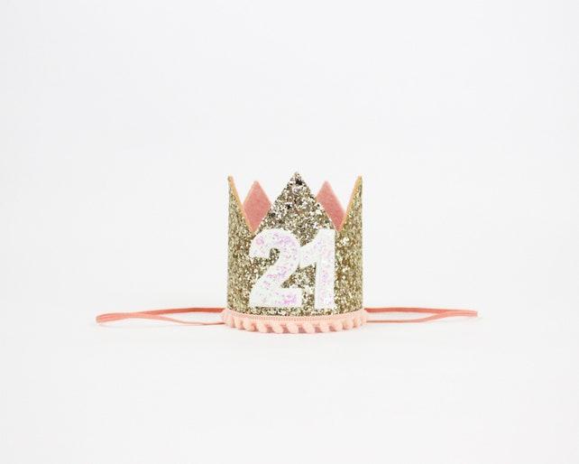 25th Birthday Crown