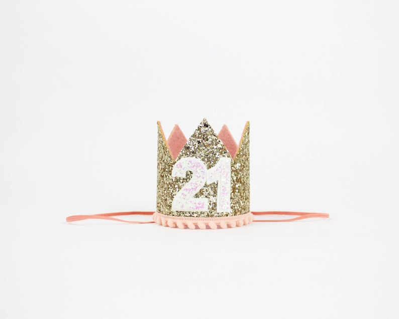 21st Birthday Crown Gift For Her