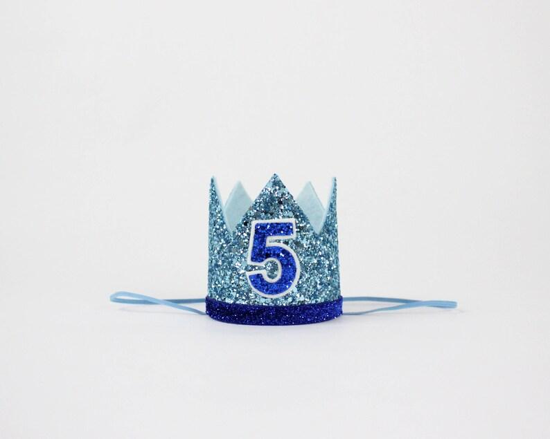 5 Geburtstagskind Krone 5 Geburtstag Junge Krone 5 Etsy
