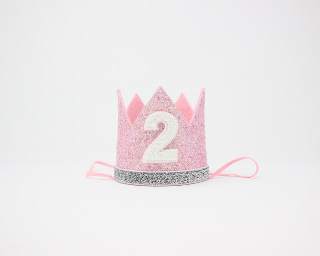 2nd Birthday Crown Girl Outfit