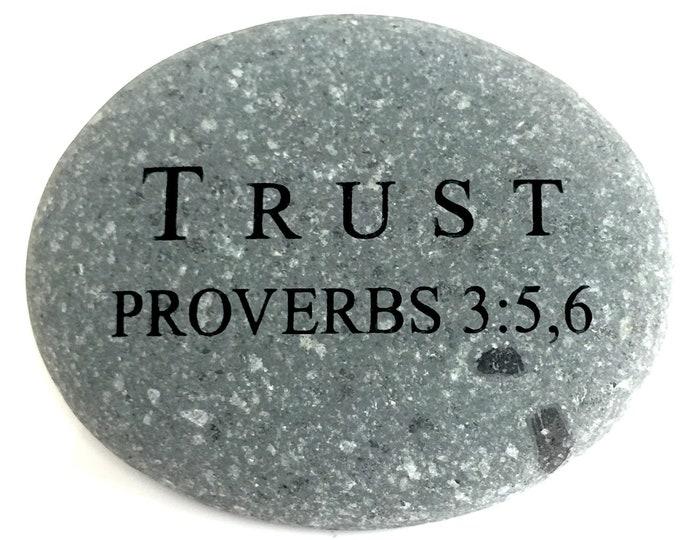 """Faith Rock """"Trust"""""""