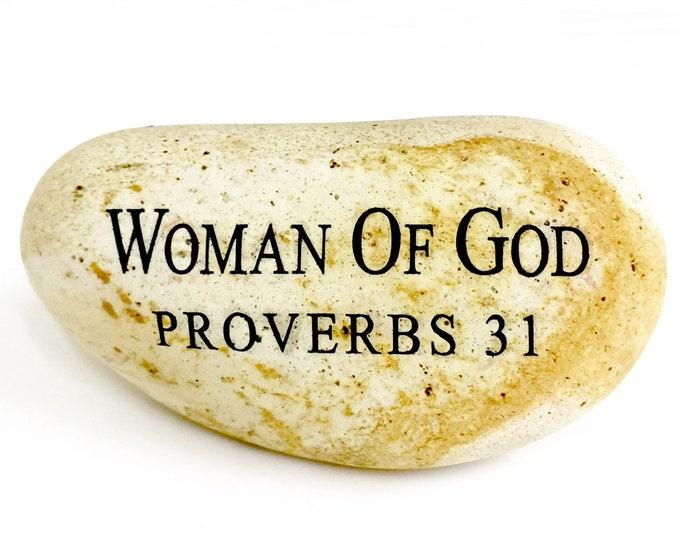 """Faith Rock """"Woman of God"""""""