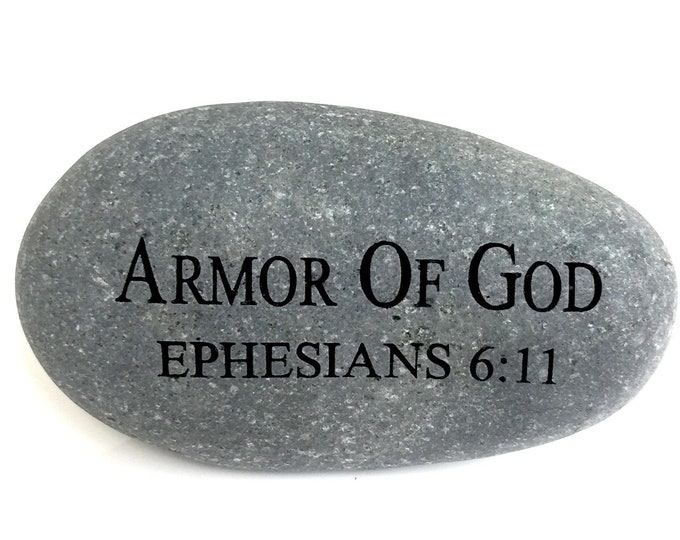 """Faith Rock """"Armor of God"""""""