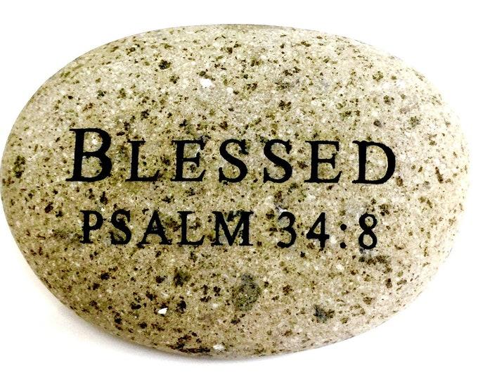 """Faith Rock """"Blessed"""""""