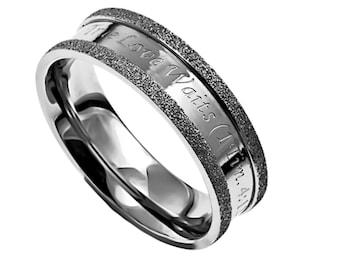 "Champion Ring – ""True Love Waits"""