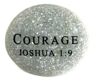"""Faith Rock """"Courage"""""""