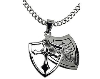 """Cross of Faith """"Strength"""""""