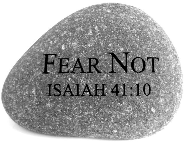 "Faith Rock ""Fear Not"""