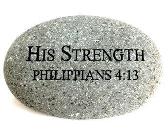 "Faith Rock ""His Strength"""