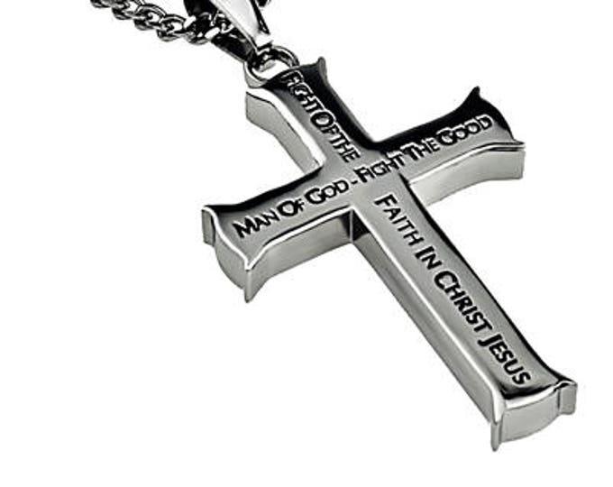"Iron Cross ""Man of God"""