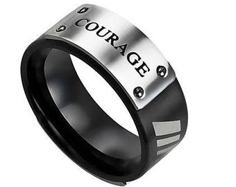 "MLX Ring ""Courage"""