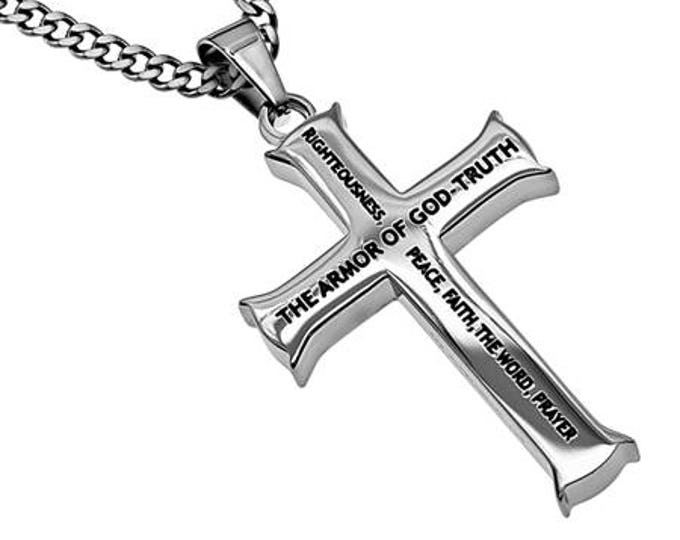 "Iron Cross ""Armor of God"""