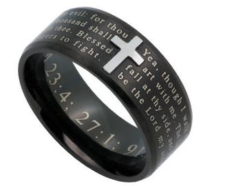 "Logos Ring ""Psalms Medley"""