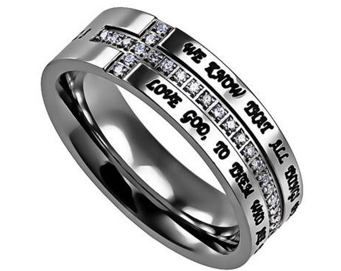 "Complete Cross Ring ""Called"""