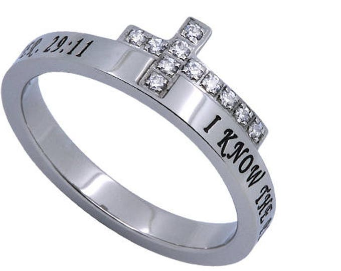 "EPC Ring ""I Know"""