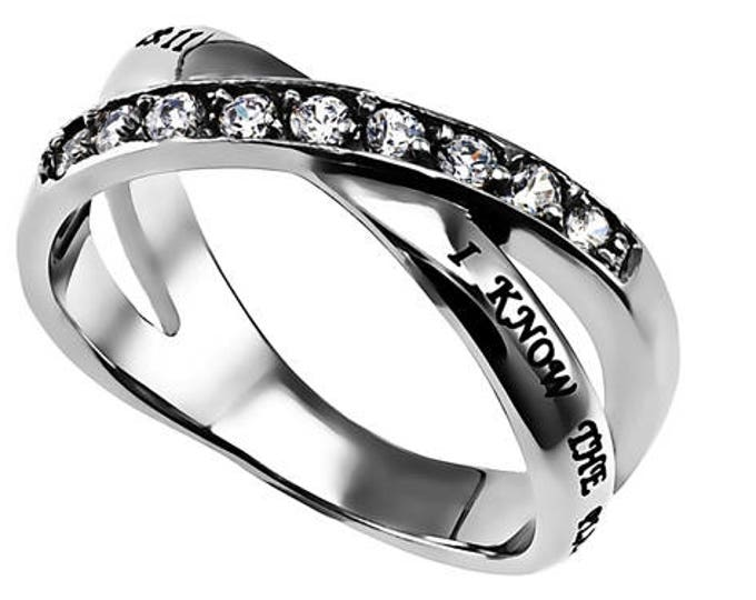"""Radiance Ring """"I Know"""""""