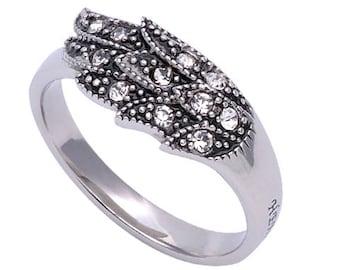 """Wing Ring """"Healing"""""""