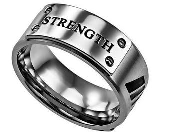 "MLX Ring ""Strength"""