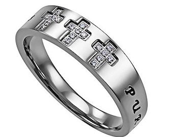 "Calvary Ring ""Purity"""