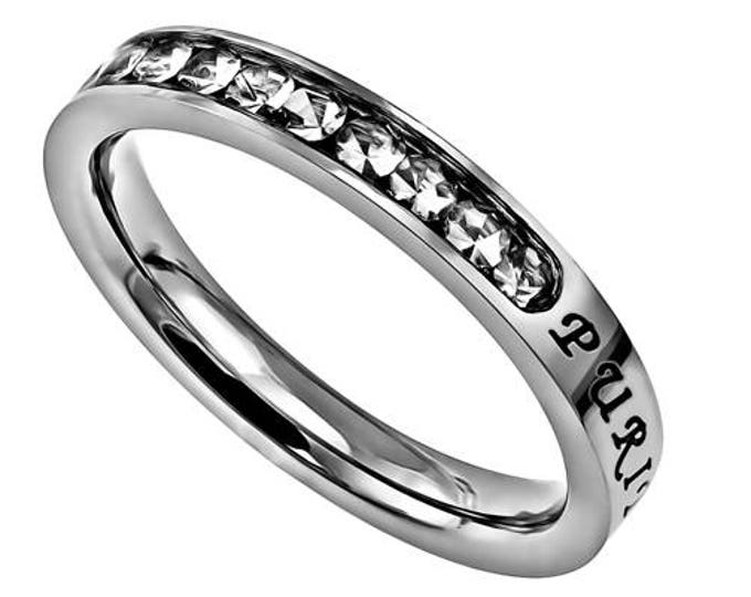 """Beauty Ring """"Purity"""""""