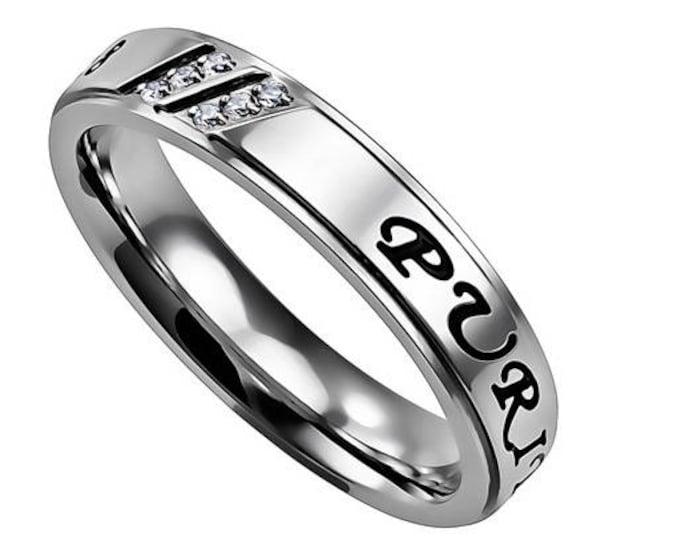 "GLX Ring ""Purity"""