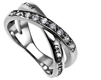 """Radiance Ring """"Praise"""""""