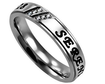 "GLX Ring ""Serenity"""